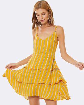 Aliana Layered Dress