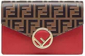 Fendi medium wallet on chain
