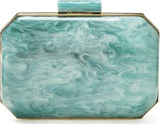 Stella McCartney Lucia Plexi Clutch