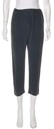 Humanoid Silk Cropped Pants