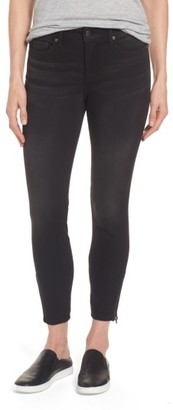 Women's Nydj Stretch Zip Ankle Jeans $158 thestylecure.com