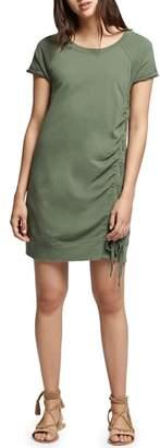 Sanctuary Bryce Lace-Up Cotton Dress