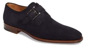 Magnanni Enrique Monk Strap Shoe