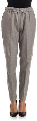 Fabiana Filippi Wool And Cashmere Trousers