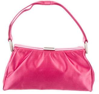 Giorgio Armani Mini Satin Handle Bag
