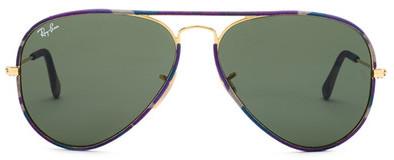 Ray-Ban Women&s Aviator Sunglasses