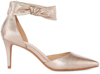 CL BY LAUNDRY CL by Laundry Womens Oaklynn Pumps Buckle Closed Toe Wedge Heel