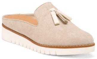 Comfort Tassel Slip On Loafers