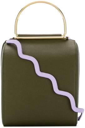 Roksanda metal handle bag
