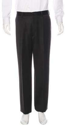 Cerruti Woven Wool Pants