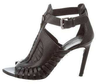 Proenza Schouler Caged Leather Heels