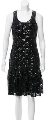 MICHAEL Michael Kors Sequined Cocktail Dress w/ Tags