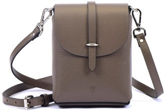Atelier Hiva Astrum Leather Bag Mink