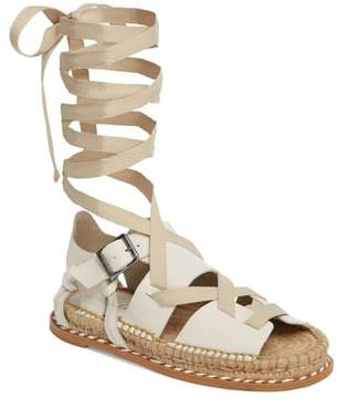 Matisse Tabby Gladiator Sandal