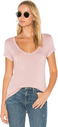PAIGE Lynnea Tee in Pink $80 thestylecure.com