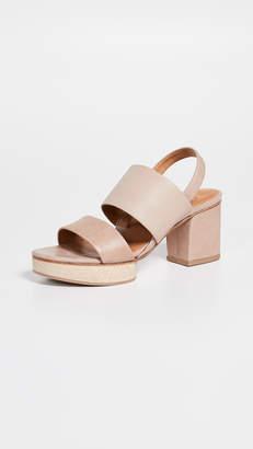 Coclico Ruby Dew Platform Sandals