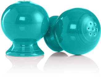 Fiesta Turquoise Salt and Pepper Shakers Set