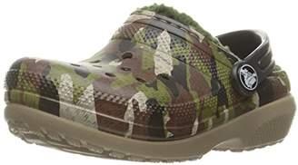 Crocs (クロックス) - [クロックス] クラシック ラインド グラフィック クロッグ キッズ クロッグ 203508 Green Camo C12(18.5cm)