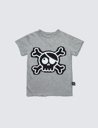 Nununu Skull Patch S/S T-Shirt