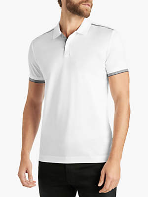 704b8692fb88 at John Lewis and Partners · HUGO BOSS BOSS Phillipson Slim Fit Polo Shirt