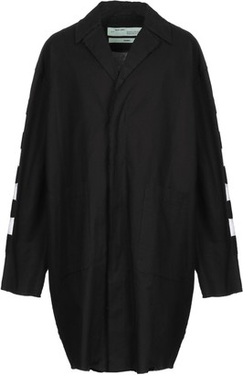Off-White OFF-WHITETM Overcoats - Item 41889481GQ