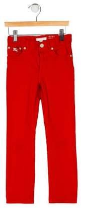Burberry Boys' Skinny Jeans orange Boys' Skinny Jeans