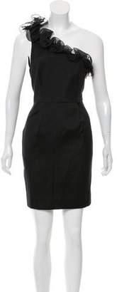 3.1 Phillip Lim Ruffle One-Shoulder Dress