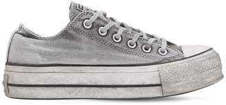 Converse Chuck Taylor Ox Lift Canvas Sneakers