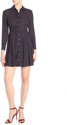 Tommy Hilfiger Star Print Shirt Dress
