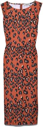 Rachel Comey Medina Dress in Leopard Swim Multi