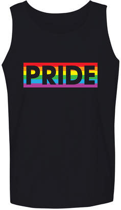 JEM Men's Rainbow Pride Tank
