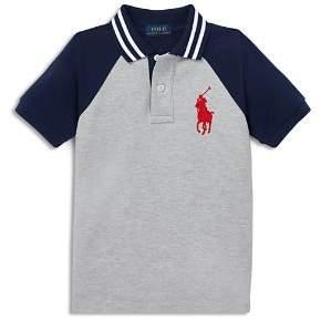 Ralph Lauren Boys' Cotton Polo Shirt - Little Kid