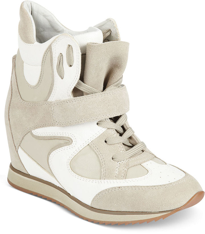 Report Shoes, Tao Wedge Sneakers
