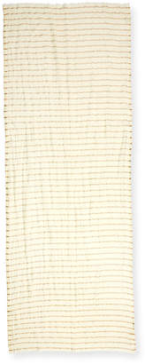 Bindya Accessories Shining Stripe Nights Wool Stole