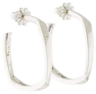 Tiffany & Co. Torque Hoop Earrings