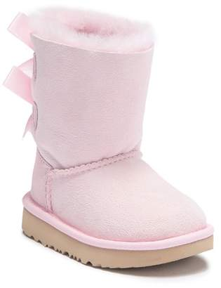 UGG Bailey Bow II Water Resistant Genuine Shearling Boot (Walker 06ce071900a9