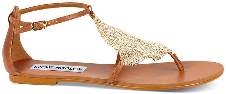 Steve Madden Women's Shoes, Shiney Sandals