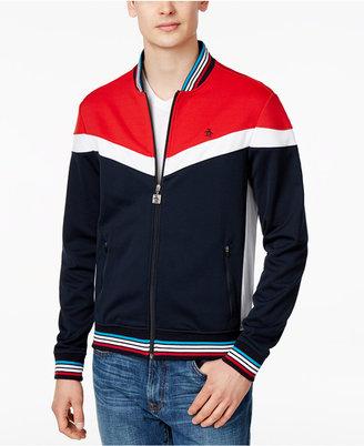 Men's Slim-Fit Track Jacket