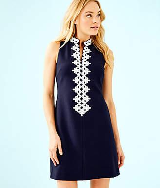 Lilly Pulitzer Callista High Collar Shift Dress