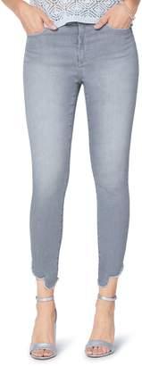 Sam Edelman The Stiletto High Rise Crop Skinny Jeans