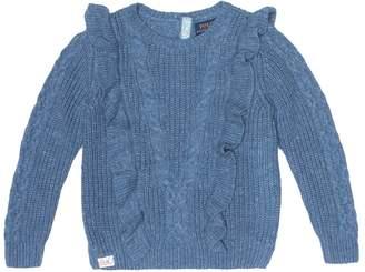 Polo Ralph Lauren Ruffled cotton sweater