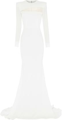 Alex Perry Jordan Long Sleeve Gown