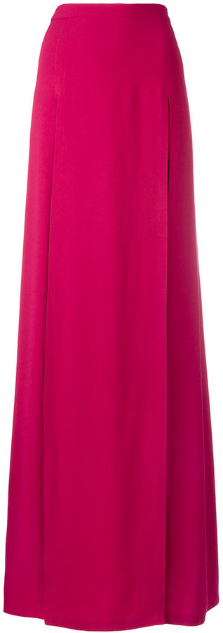 Chalayan Chalayan long split skirt