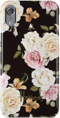 Harrods Floral iPhone X Case