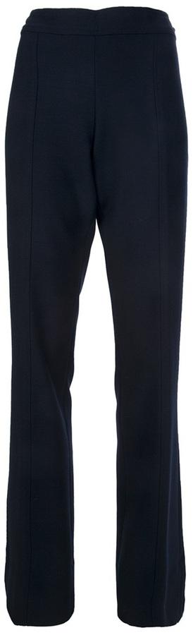 Tory Burch Straight leg trouser