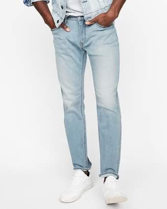 Express Slim Light Wash Stretch+ Jeans
