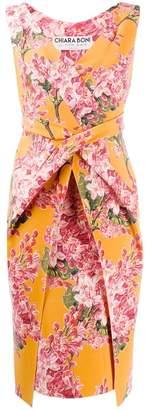 Chiara Boni Le Petite Robe Di floral print midi dress