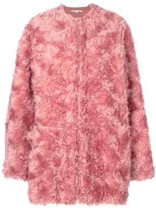 Stella McCartney fur coat