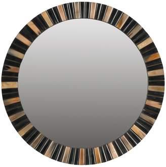 Safavieh Deco Faux Tigers Eye Mirror