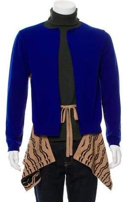 Loewe Layered Virgin Wool Sweater